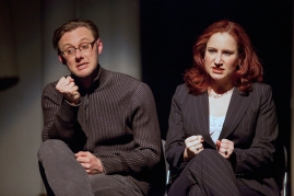 The Little Dog Laughed--Stray Dog Theatre--2014