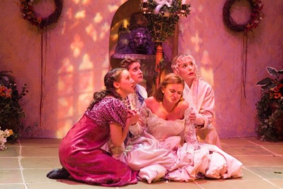 Much Ado About Nothing--St. Louis Shakespeare 2006