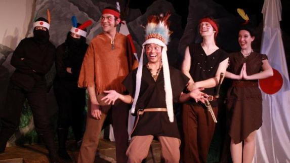 Cannibal! The Musical--Morning Star Productions--2011